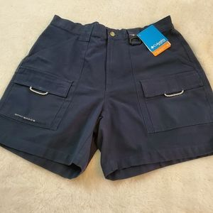🎁NWT! Columbia Lg Brewha II women's fishing short